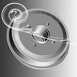 """Dépoussiérage des tambours<br><br><p style=""""text-align: left;"""">- Contrôle visuel des organes de freinage</p>"""